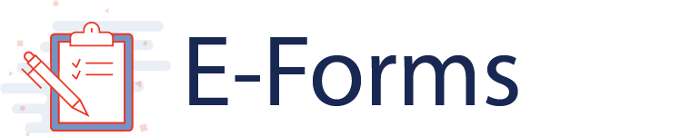Form Automation Solution called eforms that helps with the classification of electronic forms