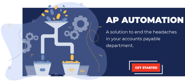 Ap Automation call to action