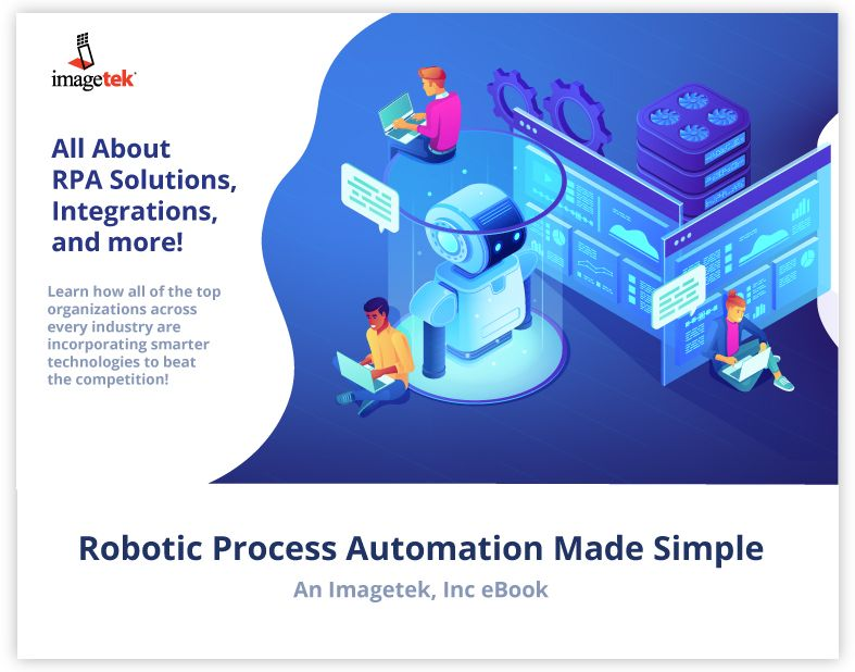 RPA Tools Robotic process-automation explaining the ebook