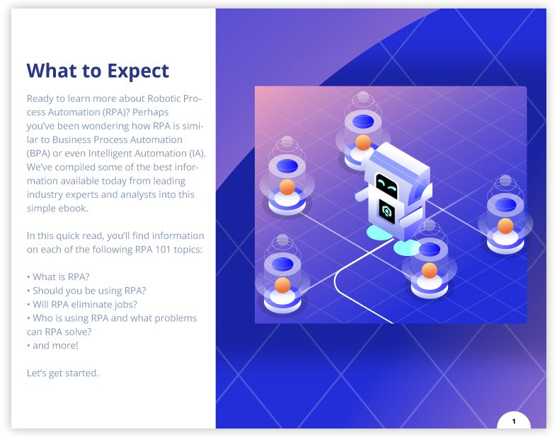 What to expect from rpa tools